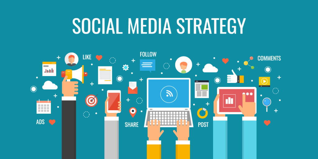 social media strategy is essential
