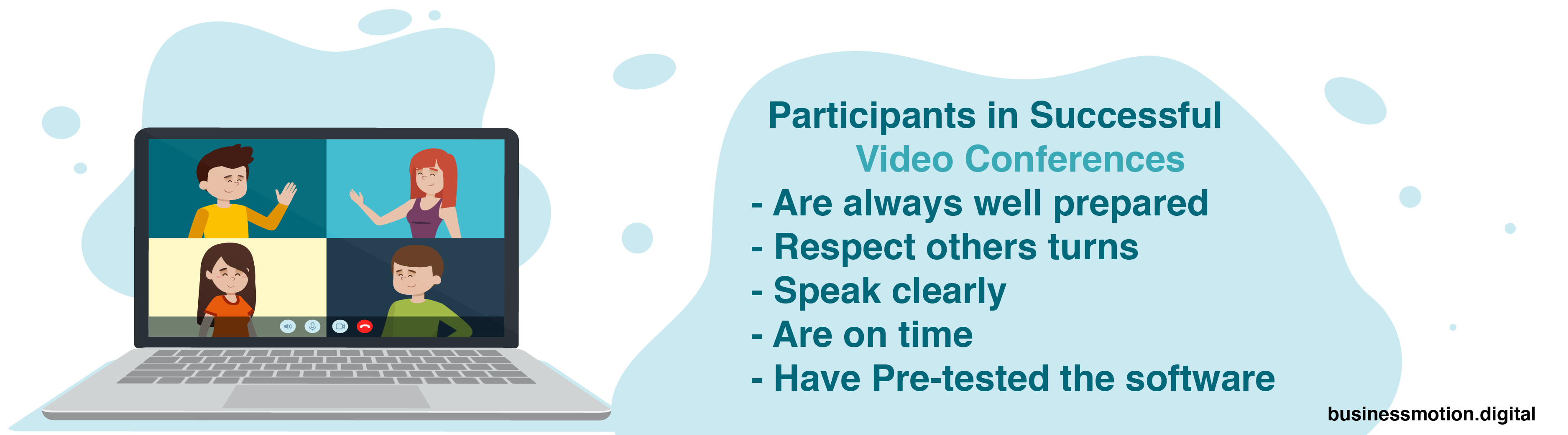 Tips to Having A Proper Video Conference